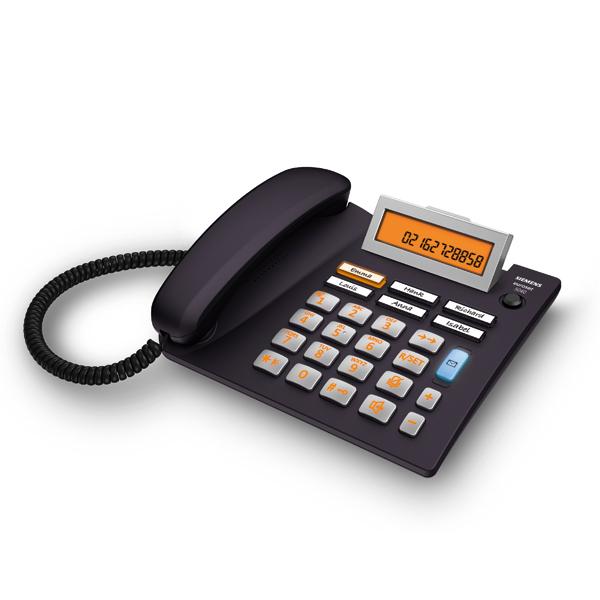 Euroset 5040 : Le téléphone qui se décroche seul !