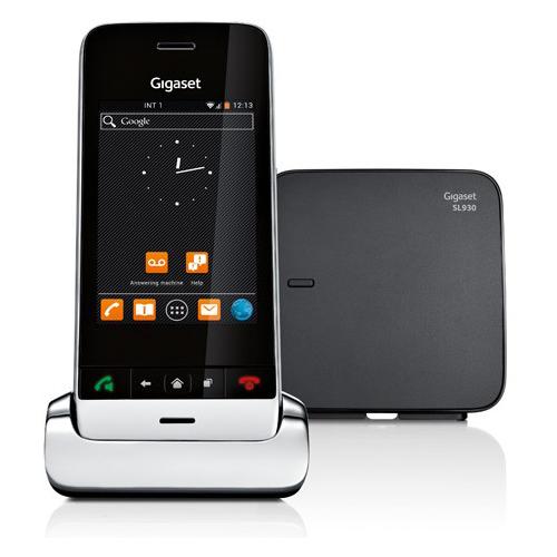 Gigaset SL930 et SL930A : les téléphones sans fil Android