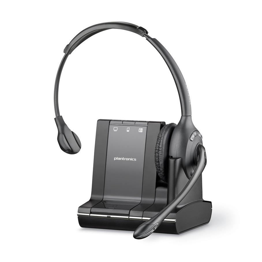 Casque pour Téléphone et centres d'appels : Les nouveautés avec et sans fil Plantronics et Jabra