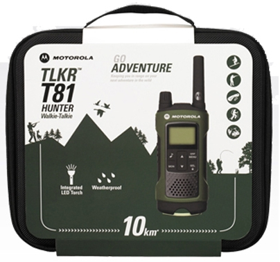 Du nouveau chez les fabricants de talkie walkie !
