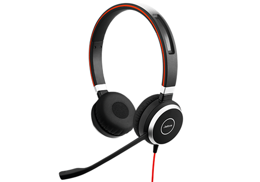 Casques Jabra Evolve