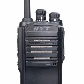 Professionnel et polyvalent, le HYT 446 est résistant et fiable. L'équipement idéal pour une activité professionnelle.