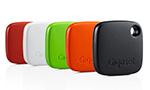 Traceurs G-Tag de Gigaset, déclinés en divers coloris