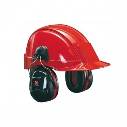 Attache casque Peltor SNR 35dB