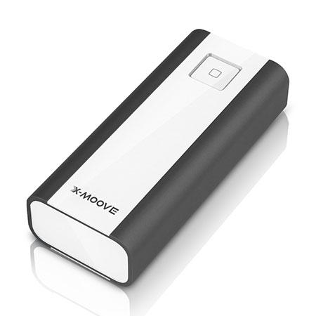Embarquez avec vous la capacité de 2 charges complètes d'un IPhone ou Samsung Galaxy.