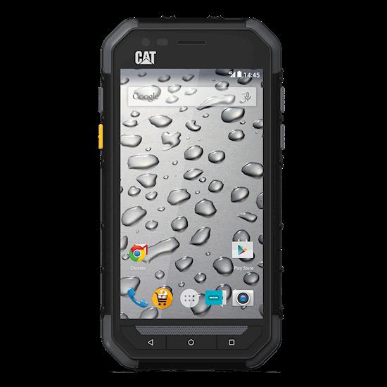 Caterpillar S30, étanche, 4G, sous Android Lollipop, écran tactile, autonomie 12h...