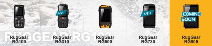 test ruggear rg310