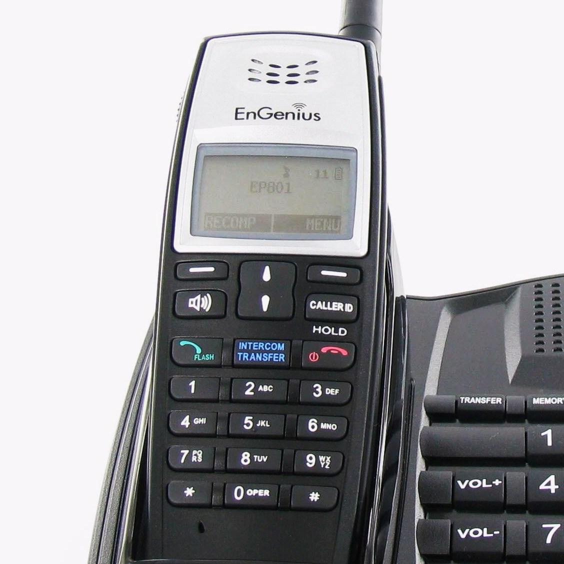 Le Téléphone Longue Portée EnGenius EP801