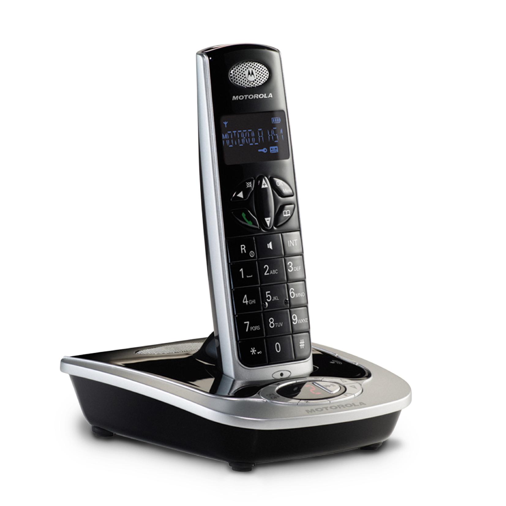 Téléphones sans fil Motorola : Nouvelle Gamme 2011