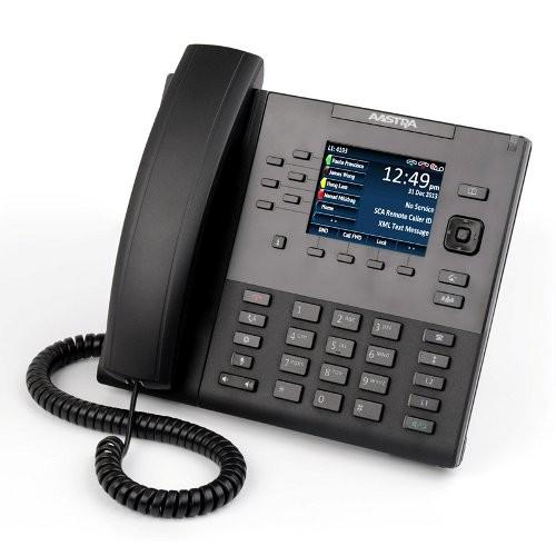 Aastra 6800i : nouvelle gamme de terminaux SIP