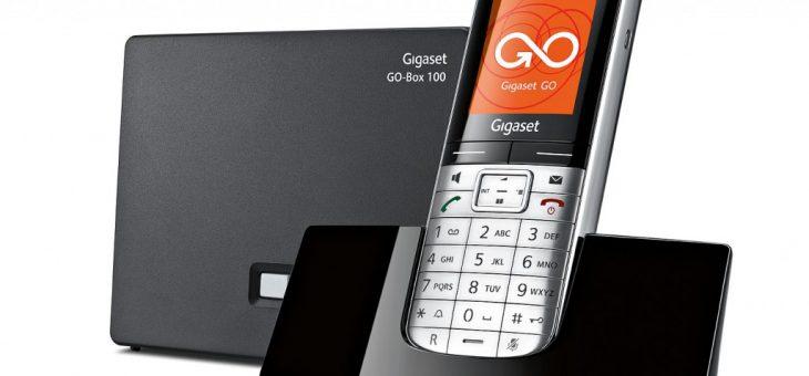 Gigaset GO : une gamme tournée vers l'avenir