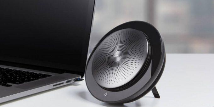 JABRA SPEAK 710 : L'enceinte bluetooth pour appels et musique