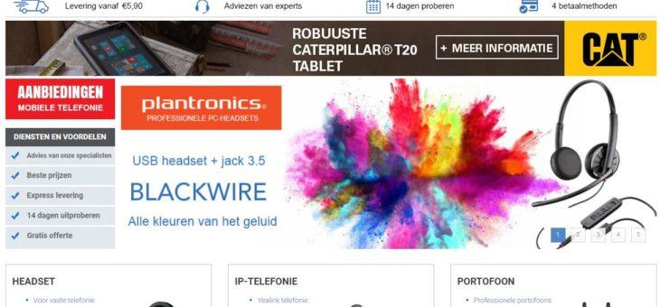 Ouverture d'OfficeEasy aux Pays Bas